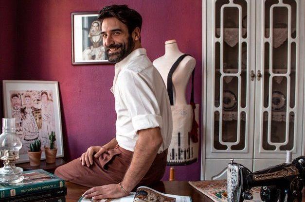 Κωνσταντίνος Γιαννακόπουλος, ο Καλαματιανός που ενώνει τη μόδα με την παράδοση