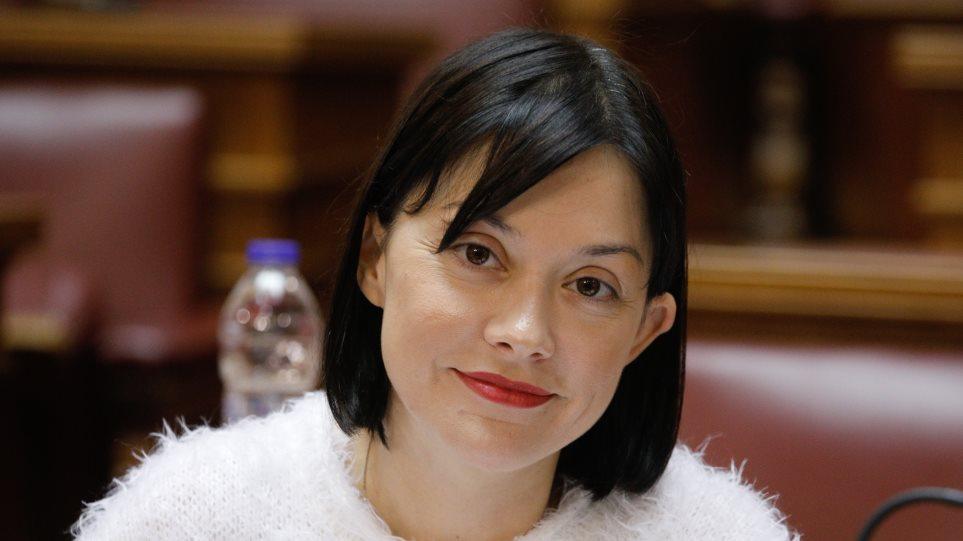Νάντια Γιαννακοπούλου: «Όλοι θέλουμε να ζήσει ο Δημήτρης Κουφοντίνας και γι' αυτό ένας τρόπος υπάρχει, η προσφυγή στη δικαιοσύνη»