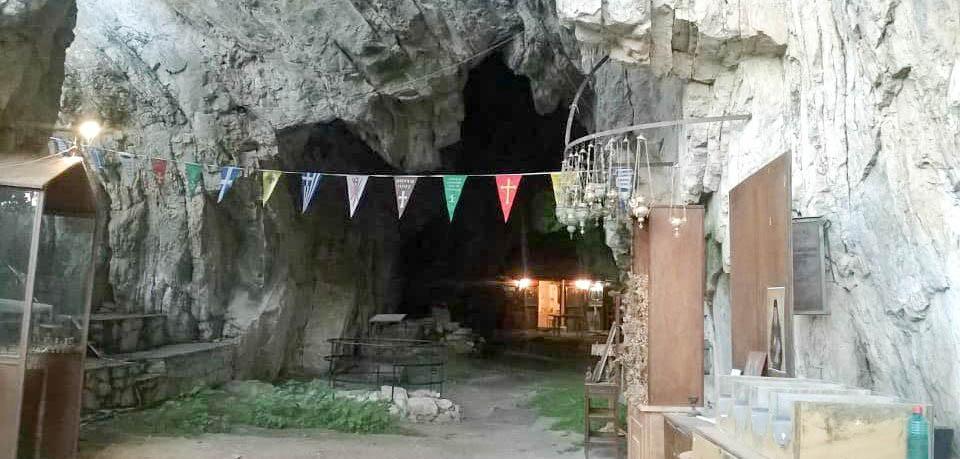 Προγραμματική σύμβαση για  το σπήλαιο Κουφιέρου στο Παλαιό Λουτρό