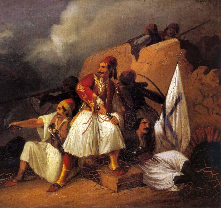 Η 196η επέτειος της μάχης της Σχοινόλακας