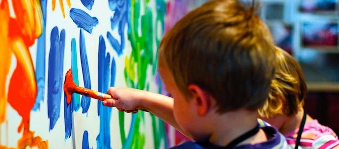 Δωρεάν διαδικτυακά  μαθήματα ζωγραφικής και μουσικής