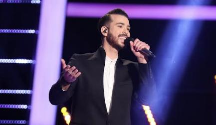 Κωνσταντίνος Δημητρακόπουλος: «Το Voice και η Έλενα Παπαρίζου  με έκαναν έναν άλλον τραγουδιστή»