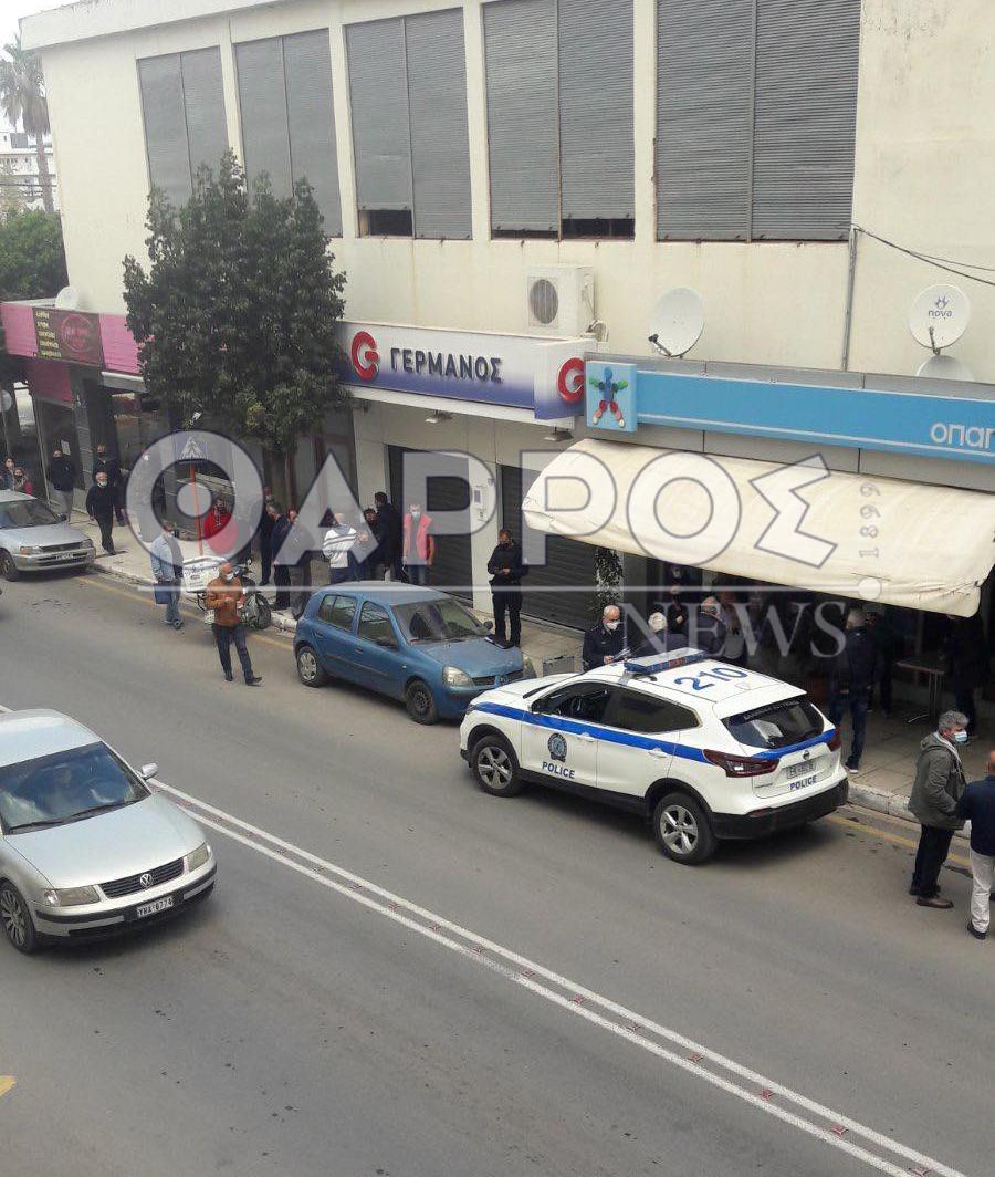 Η ανακοίνωση της Αστυνομίας για τη δολοφονία του 39χρονου στην Κυπαρισσία