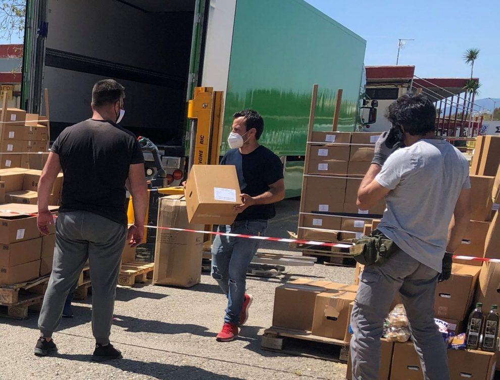 Π.Ε. Μεσσηνίας: Ολοκληρώνεται σήμερα η διανομή  προϊόντων ΤΕΒΑ