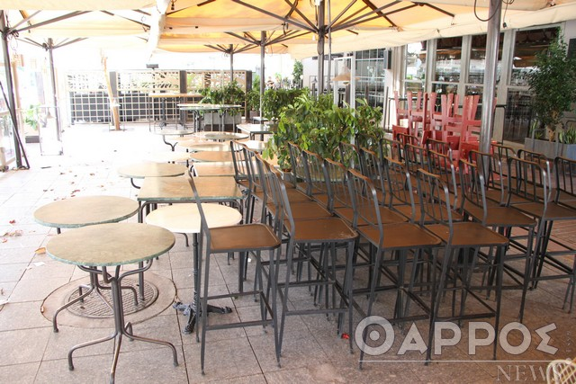 «Κλειδώνει» για 3 Μαΐου το άνοιγμα για εστιατόρια και καφετέριες