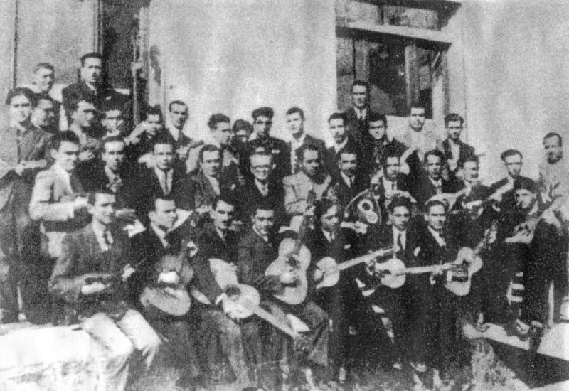 «ΘΑΡΡΟΣ» 23 Απριλίου 1911: Σύστασις μανδολινάτας από τον Όμιλο Φιλομούσων
