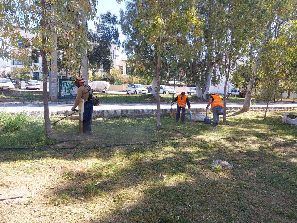 Συνεχείς οι προσπάθειες για το πράσινο στην Καλαμάτα-Έκκληση προς τους δημότες για την καθαριότητα