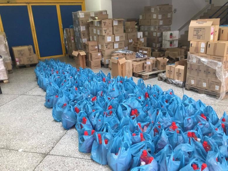 Από Δευτέρα η διανομή  επισιτιστικής βοήθειας στο Δήμο Οιχαλίας