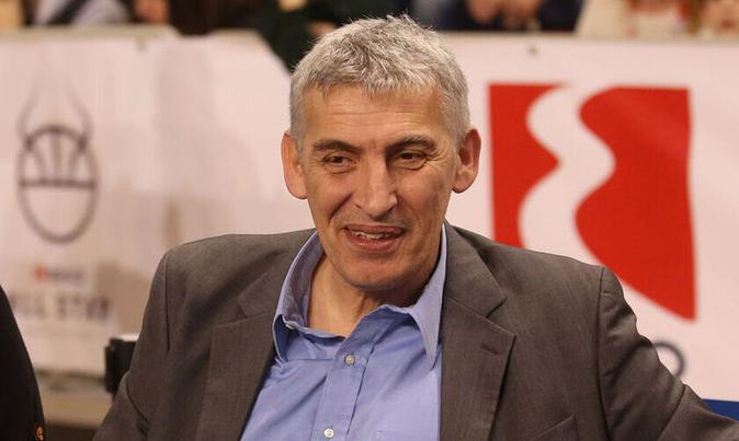 """Ο Παναγιώτης Φασούλας στο """"Θ"""": «Θέλουμε να ξανακάνουμε το μπάσκετ το αγαπημένο άθλημα των Ελλήνων»"""