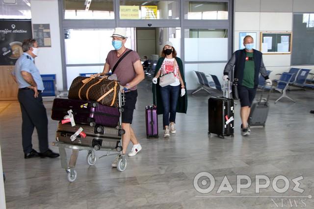Αεροδρόμιο Καλαμάτας: Ανακοινώθηκε το πρόγραμμα πτήσεων για το δεύτερο 15νθήμερο του Μαΐου