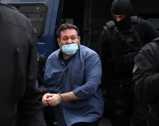Στις φυλακές Δομοκού ο καταδικασμένος Γιάννης Λαγός