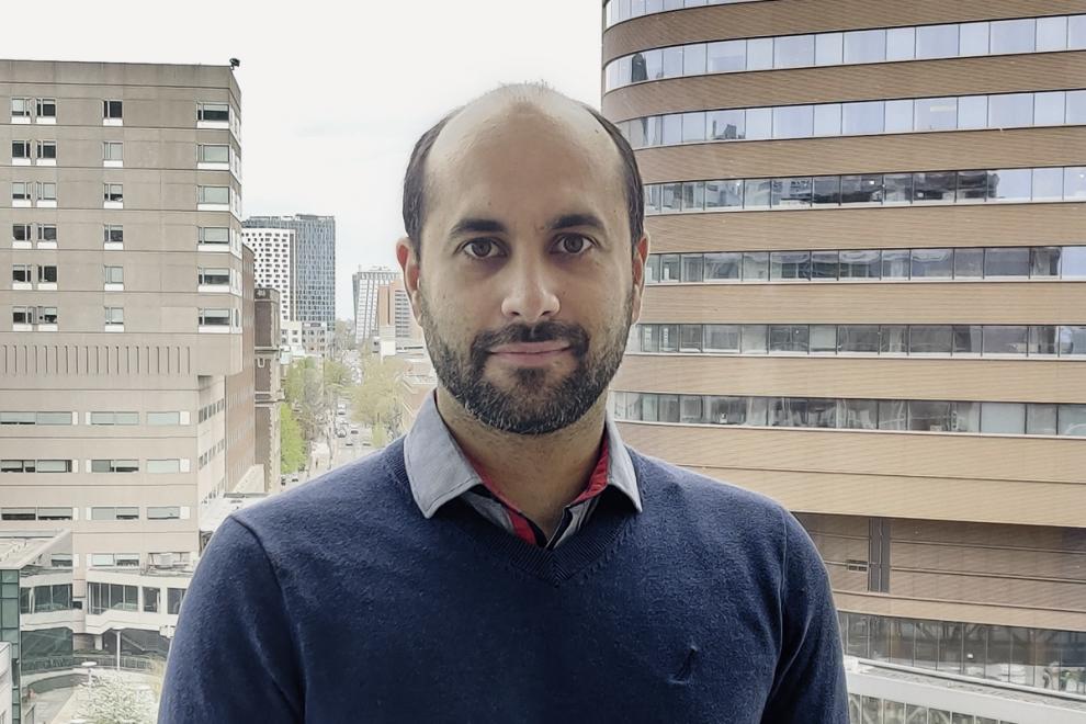 Γιάννης Βεργινάδης: Ένας διακεκριμένος Καλαματιανός επιστήμονας που δίνει μάχη για να νικηθεί ο καρκίνος