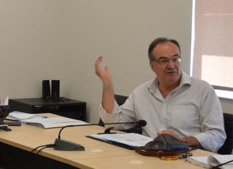 Παρέμβαση Β. Κοσμόπουλου στο Δημοτικό Συμβούλιο