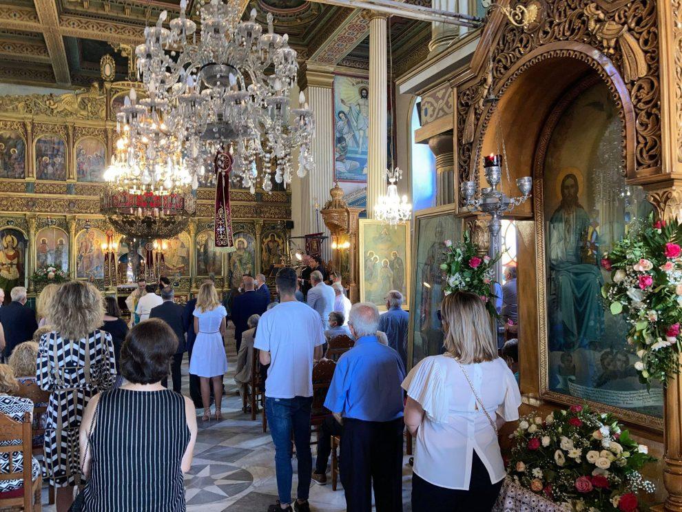 Η Κυπαρισσία τίμησε την Πεντηκοστή και το Άγιο Πνεύμα (Φωτογραφίες)