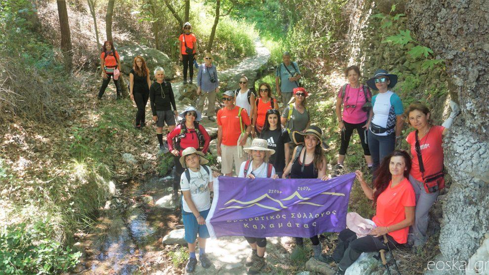 Ταξίδι στα Κύθηρα με τον Ορειβατικό Σύλλογο Καλαμάτας