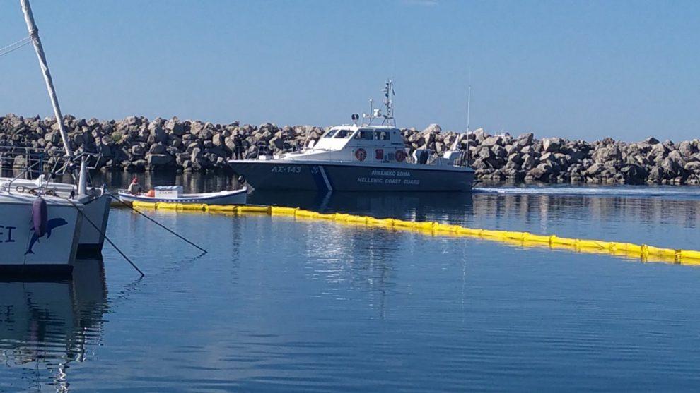 Καλαμάτα: Άσκηση ετοιμότητας για  αντιμετώπιση θαλάσσιας ρύπανσης
