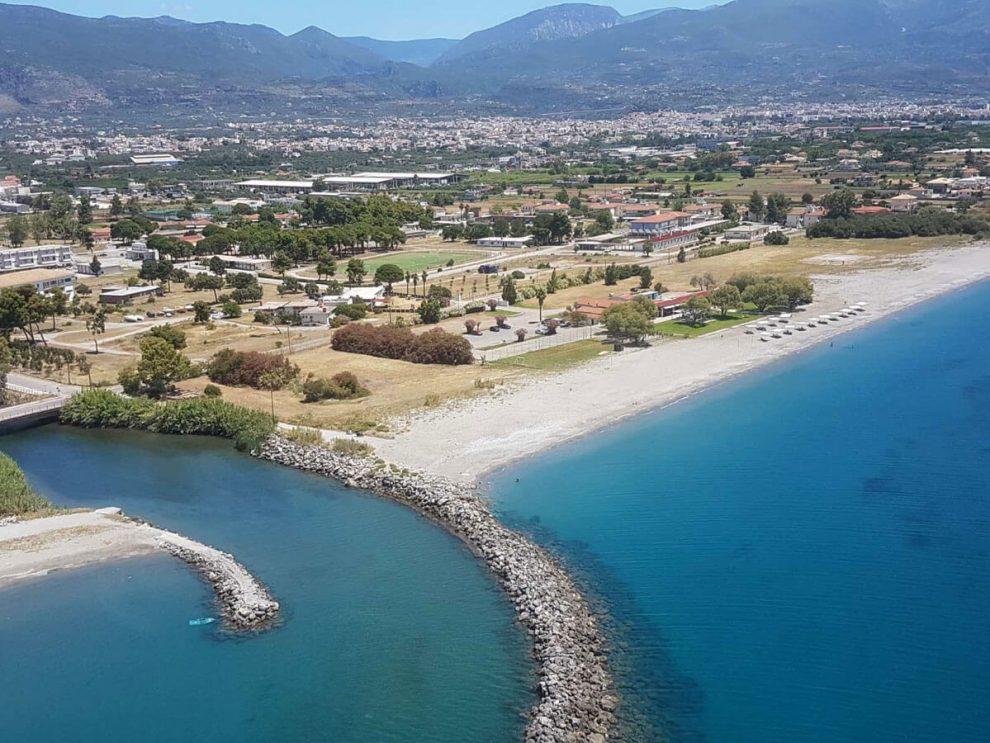 Πρότυπο παραθεριστικό Κέντρο εγκαινιάζει ο Νίκος Παναγιωτόπουλος στη Διασπορά