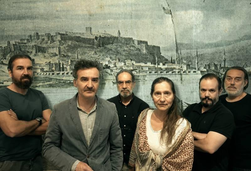 «Υλικό Καποδίστριας» η νέα παραγωγή του ΔΗΠΕΘΕΚ -Ο Γιάννης Μαργαρίτης μιλά στο «Θάρρος»
