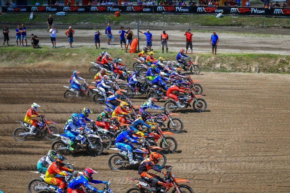 Μεγάλο διεθνές ενδιαφέρον για το Παγκόσμιο Πρωτάθλημα Junior Motocross στη Μεγαλόπολη