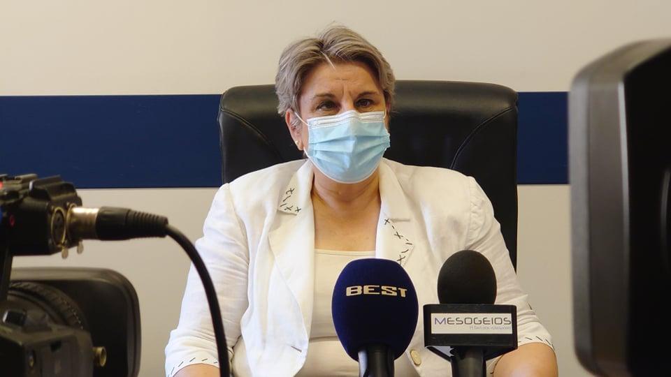 Ανεμβολίαστοι οι 15 από τους 16 ασθενείς της κλινικής Covid 19 του Νοσοκομείου Καλαμάτας