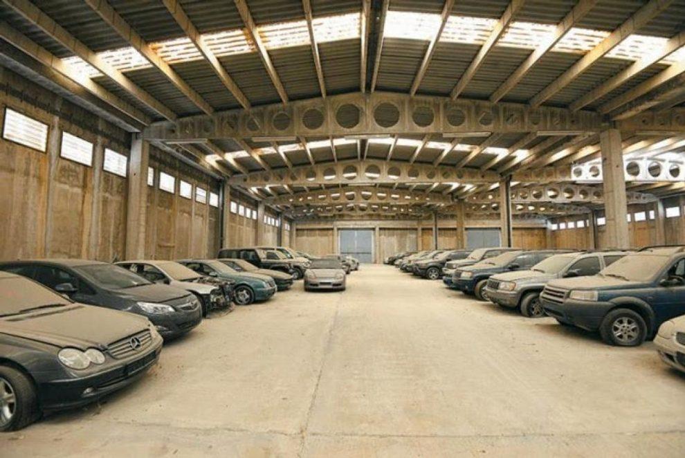 «Ξεπούλησε» το Τελωνείο  Καλαμάτας τα αυτοκίνητα που βγήκαν σε δημοπρασία