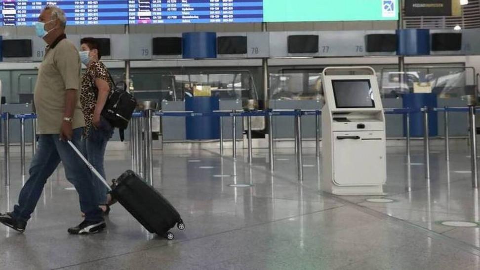 Παρατείνονται οι περιορισμοί για τις πτήσεις εσωτερικού στα νησιά