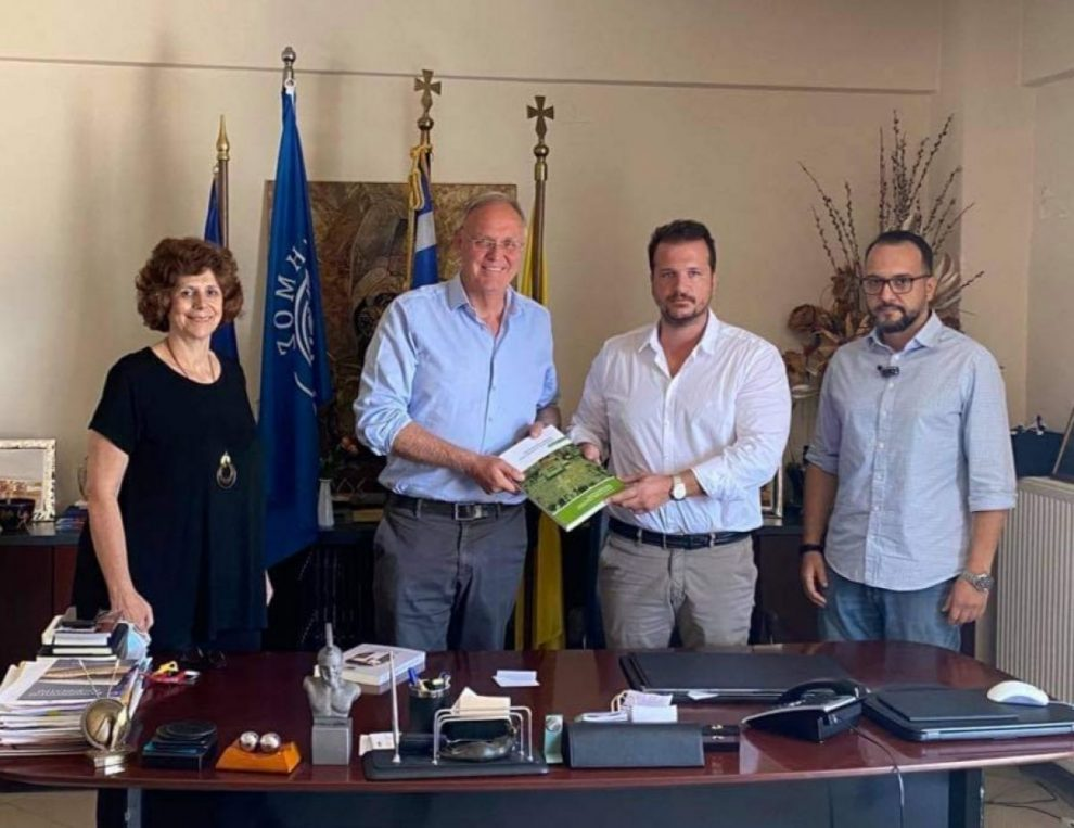 O Καλαματιανός Σωτήρης Βαρελάς ανέλαβε  το στρατηγικό σχέδιο για τον τουρισμό του Δήμου Σπάρτης