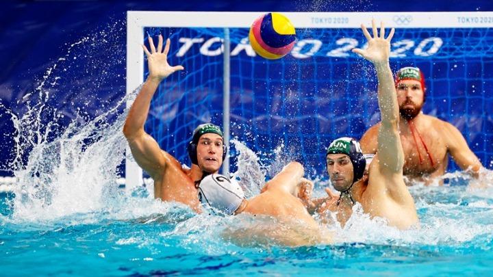 Ολυμπιακοί Αγώνες: Η Ελλάδα νίκησε την Ουγγαρία και πάει στον τελικό
