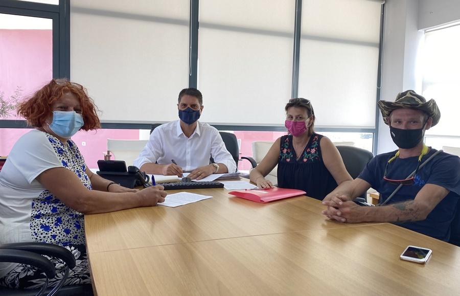 Συνεργασία του Δήμου Μεσσήνης με τον Φιλοζωικό Όμιλο Καλαμάτας