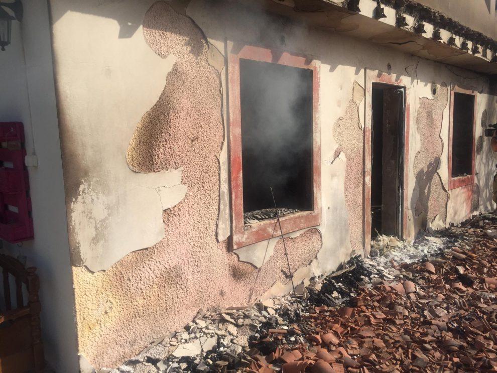 Μεσσηνία: Σε ύφεση η φωτιά στο Βασιλίτσι – Σε εξέλιξη στη Χρυσοκελλαριά