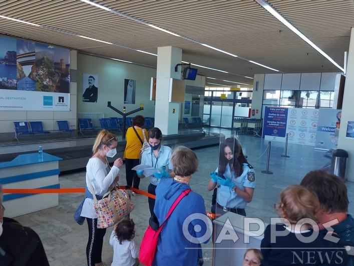 Πτήσεις εσωτερικού: Με αρνητικό τεστ ή πιστοποιητικό κατά περίπτωση οι επιβάτες άνω των 4 ετών
