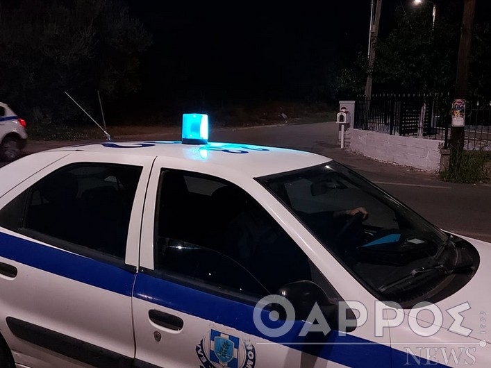 Ισχυρές αστυνομικές δυνάμεις παραμένουν σε επιφυλακή σε Μεσσήνη και Πιπερίτσα