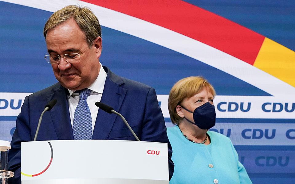 Γερμανικές εκλογές: Το χειρότερο ποσοστό για τους Συντηρητικούς στην ιστορία τους