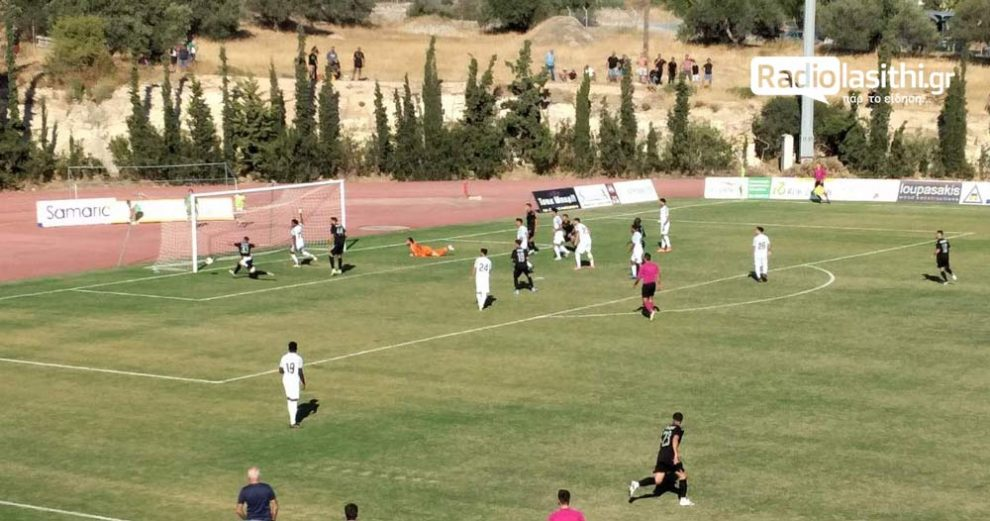 Νίκη της Καλαμάτας στον αγώνα Κυπέλλου με τον ΟΦ Ιεράπετρας