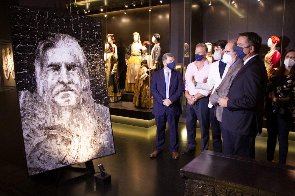 Εγκαινιάστηκε η έκθεση «Ήρωες  από μέταλλο» του Νίκου Φλώρου