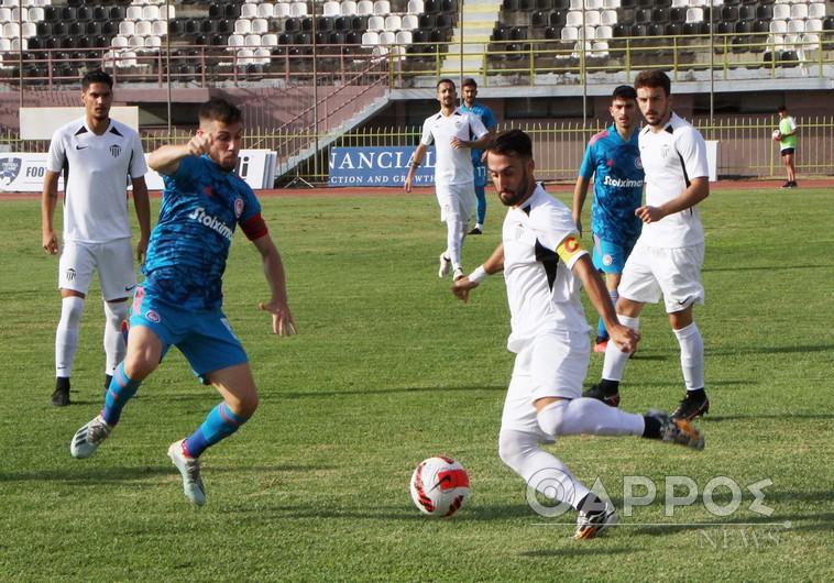 Με εμπειρία και ουσία η Καλαμάτα 2-0 απέναντι στο νεανικό ενθουσιασμό του Ολυμπιακού Β'