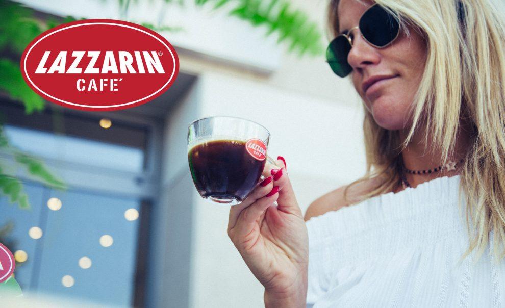 """Νέα εποχή για τον Ιταλικό καφέ """"Lazzarin"""" στην Ελληνική Αγορά – Σύναψη συνεργασίας με την εταιρεία """"Spinos Coffee"""""""