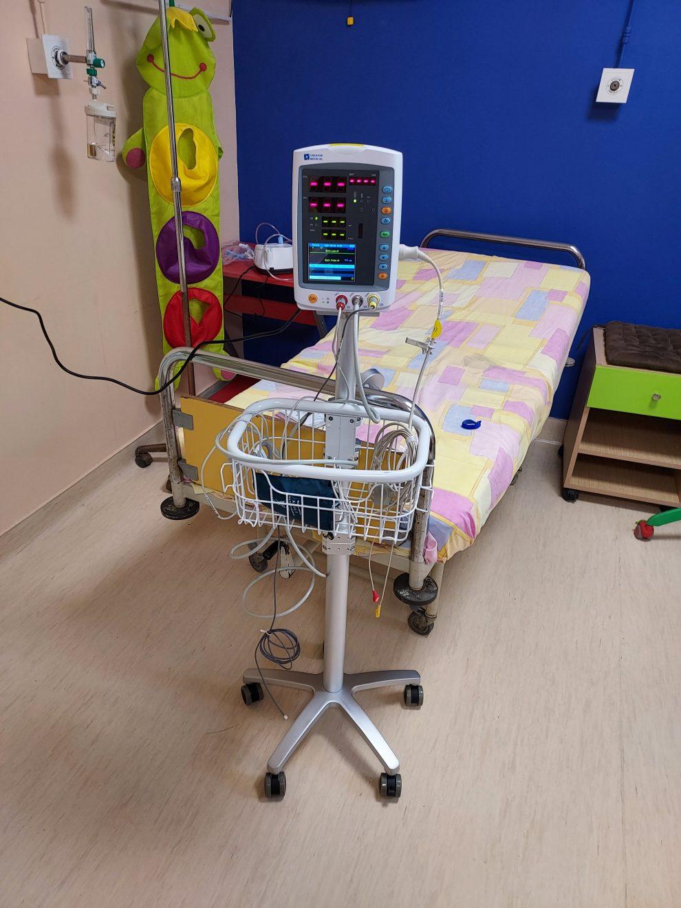 Νοσηλευτική Μονάδα Κυπαρισσίας: Σημαντικές δωρεές αναδεικνύουν την αναγνώριση των υπηρεσιών της