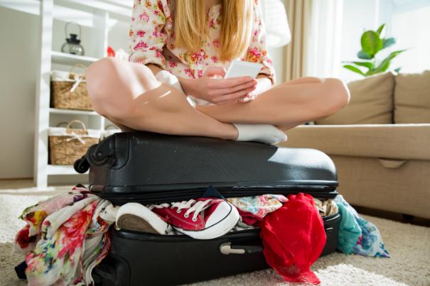 Πως να ταξιδέψετε με τα απολύτως απαραίτητα
